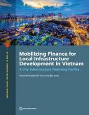 Mobilizing Finance for Local Infrastructure Development in Vietnam