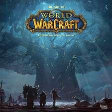 World of Warcraft 2019 Square Wall Calendar