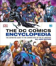 DC Comics Encyclopedia Updated Edition
