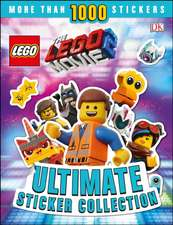 The Lego(r) Movie 2 Ultimate Sticker Collection