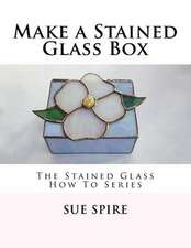 Make a Stained Glass Box