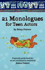 21 Monologues for Teen Actors