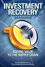 Investment Recovery Handbook