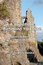 A Voice from Richmond Yorkshire