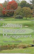 Creeping Bentgrass Management, Second Edition:  Methods and Applications