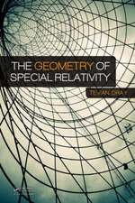 The Geometry of Special Relativity