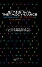 Statistical Thermodynamics:  Understanding the Properties of Macroscopic Systems