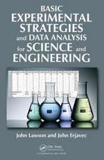 Experimental Strategies and Data Analysis for Research