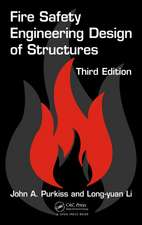 Fire Safety Engineering Design of Structures, Third Edition