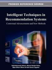 Intelligent Techniques in Recommendation Systems