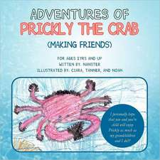 Adventures of Prickly the Crab