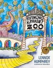 Rhyming Alphabet Zoo