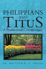 Philippians and Titus