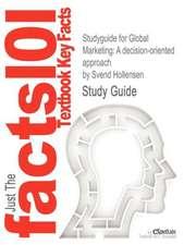 Studyguide for Global Marketing