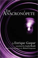The Anacronopete:  Their Locations and Provenance