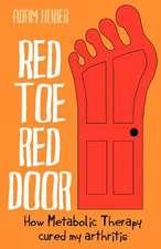 Red Toe, Red Door