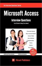 Microsoft Access: Interview Questions You'll Most Likely Be Asked