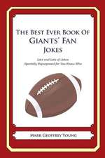 The Best Ever Book of Giants' Fan Jokes