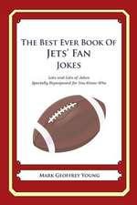 The Best Ever Book of Jets' Fan Jokes