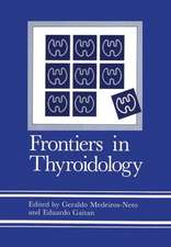 Frontiers in Thyroidology: Volume 1