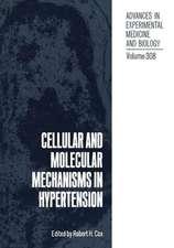 Cellular and Molecular Mechanisms in Hypertension