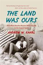 The Land Was Ours:  How Black Beaches Became White Wealth in the Coastal South