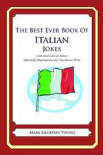 The Best Ever Book of Italian Jokes