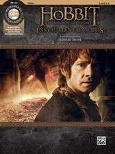 The Hobbit: The Motion Picture Trilogy Instrumental Solos. Violine, mit CD