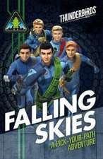 Thunderbirds: Falling Skies: A Pick Your Path Adventure