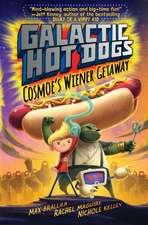 Galactic HotDogs: Cosmoe's Wiener Getaway