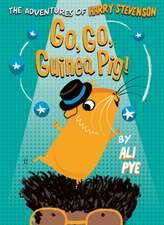 Go, Go, Guinea Pig!