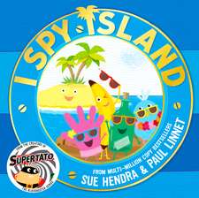 I Spy Island: the bright, funny, exciting new series from the creators of the bestselling Supertato books!