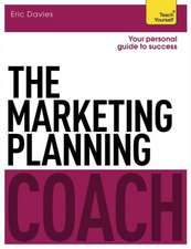 The Marketing Planning Coach:  Your Interactive Guide to Managing Projects