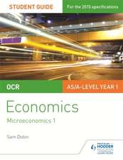 OCR Economics Student Guide 1