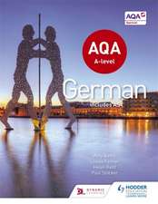 AQA A-Level German (includes AS)