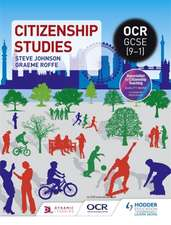 OCR GCSE (9-1) Citizenship Studies