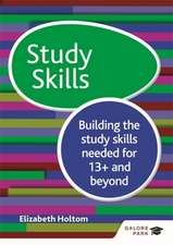 Study Skills for Common Entrance at 13+