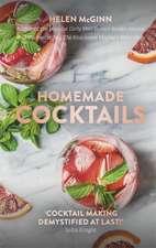 McGinn, H: Homemade Cocktails