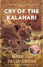 Owens, D: Cry of the Kalahari