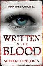 Jones, S: Written in the Blood