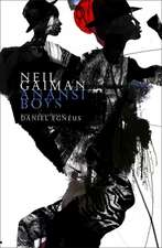 Anansi Boys. Illustrated Edition