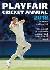 Playfair Cricket Annual 2018