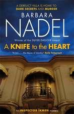 Nadel, B: Knife to the Heart (Ikmen Mystery 21)