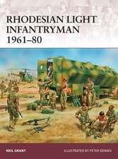 Rhodesian Light Infantryman 1961 80:  Western Allied Troops in Northwest Europe