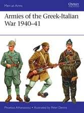 Armies of the Greek-Italian War 1940–41