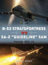B-52 Stratofortress vs SA-2
