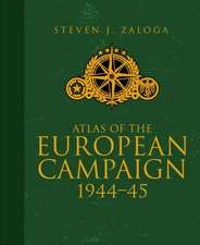 Atlas of the European Campaign: 1944–45