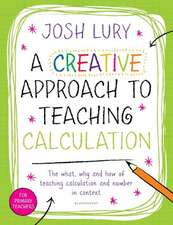 A Creative Approach to Teaching Calculation