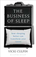 Business of Sleep