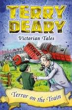 Victorian Tales: Terror on the Train
